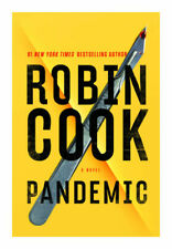 Pandemic (Jack Stapleton & Laurie Montgomery Series, Book 11) by Robin Cook (Hardcover, 2018)