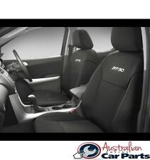 MAZDA BT50 Drivers Front Seat Cover New Genuine 2011-16 accessories up11-ac-scf