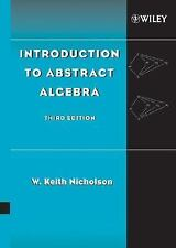 Introduction to Abstract Algebra-ExLibrary
