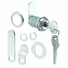 New Listingdesk Drawer Lock Keys File Cabinet Door Tool Panel Box Diecast New Usa
