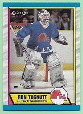 1989-90 OPC # 263 RonTugnutt  RC