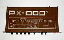 PX-1000 VINTAGE SOVIET DELAY REVERB MULTI EFFECTS PROCESSOR Ussr Russia Rare Fx