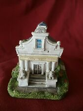 """Vintage Ron Gordon 1991 """"City Hall"""" Country Cottage Collection"""