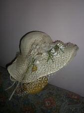 cappello vintage donna