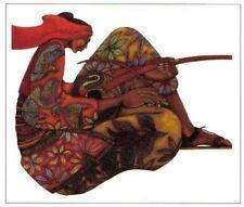 The Music Maker I Printers Proof Rem Ed 100 Ethnic Art 2000-Now  CharlesBibbs
