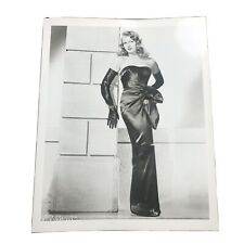 Film Noir Femme Fatale Rita Hayworth in Gilda 1946  Portrait Photograph