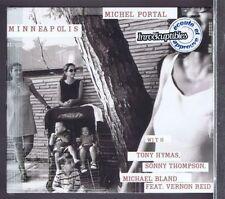 "CD 14T DIGIPACK  MICHEL PORTAL ""MINNEAPOLIS"" + LIVRET"
