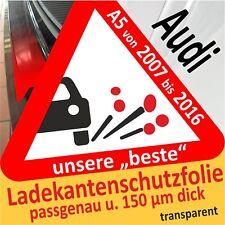 Audi originales a5 tipo f5 parachoques película protectora transparente 8w6061197
