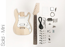 NEW DIY Electric Guitar Kit - Mini Strat Style Build Your Own Guitar