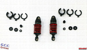 Traxxas Ford GT 4Tec 2.0 AWD Front / Rear Shocks Suspension Springs Set of 2