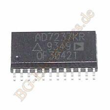 1 x AD7237KR LC2MOS Dual 12 Bit DACPORT Analog De SO-24 1pcs