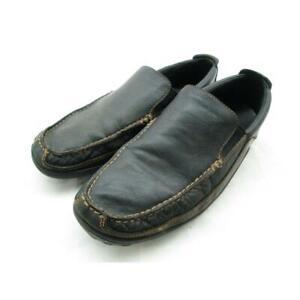 Cole Haan Tucker Venetian Men's Black Loafer 10M