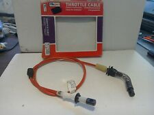 FORD ESCORT MK3 MKIII XR3i ORION THROTTLE ACCELERATOR CABLE NEW OLD STOCK