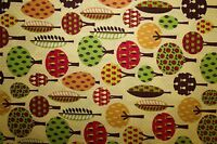 Trees Fruits Print #23 Timeless Treasures Quilting 100% Cotton Fabric BTHY