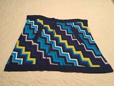 Missoni for Target Sweater Skirt Multi-Color Zig Zag Pattern Size Large NWOTS