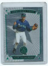 1997 Certified-Alex Rodriguez Certified Team-Mariners