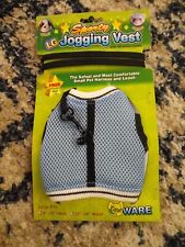 Sporty Jogging Vest For Pets rabbit or ferrets harness with leash