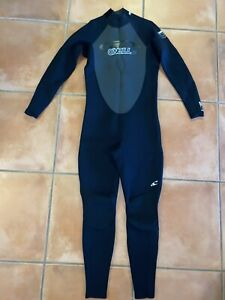 O'Neill Reactor Mens 3/2mm Full Body Neoprene Wetsuit for Surf Scuba Snorkel L
