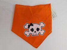 Simply Dog Girly Skull Printed Bandana Halloween Dog Costume Size XS/Small #7052