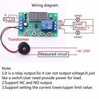 Current Detection Module Overcurrent Protection Board Current Sensor Transformer