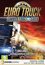 Euro Truck Simulator 2 Gold Edition PC / Mac / Linux (Steam Download Key)
