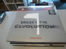 "Depeche Mode - Where´s The Revolution (REMIXES) - 2x12"" Vinyl /// Neu & OVP"