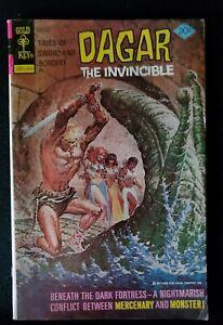 Gold Key Comics Dagar the Invincible #17 (1976)
