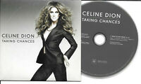 CD Single - Celine Dion* ‎– Taking Chances Label: Columbia ‎– 88697187732 - 2007