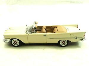 Danbury Mint 1957 Chrysler 300C Convertible 1:24 Die Cast
