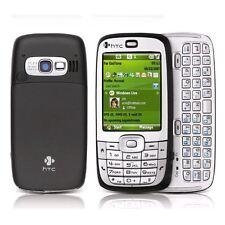 HTC S710 Noir Argent Débloqué Smartphone Slide Windows Mobile-garantie
