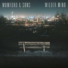 Mumford & Sons Wilder Mind CD Island Records 2015