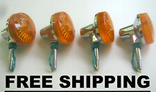 Suzuki DR 400 S GN 250 GN 400 GS 400 GS 550 Turn Signal Winker Set FREE SHIPPING