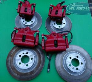 VW Polo 2G VI GTI Bremssattel Bremse 312mm  Vorne Hinten Rechts Links