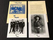 THE SELECTER 'CELEBRATE THE BULLET' 1981 PRESS KIT—2 PHOTOS