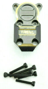 Treal Axial SCX24 Brass Diff Differential Cover