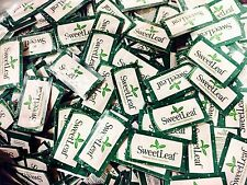 SweetLeaf Natural Stevia Sweetener 500 Packets fiber zero calorie diet purevia