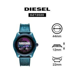 NIB Diesel On DZT2020 Fadelight Gen 4 Metal & Silicone Touchscreem Smartwatch