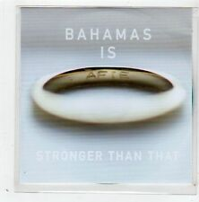 (GD581) Bahamas Is, Stronger Than That - 2014 DJ CD