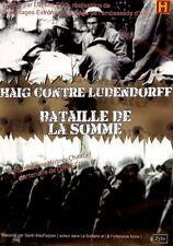 HAIG CONTRE LUDENDORF - BATAILLE DE LA SOMME /*/ DVD GUERRE NEUF/CELLO