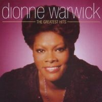 DIONNE WARWICK The Greatest Hits (Gold Series) CD BRAND NEW Camden Best Of
