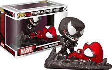 FUNKO POP MARVEL VENOM VS SPIDER-MAN #625 EXCLUSIVE COMIC MOMENTS VINYL FIGURE