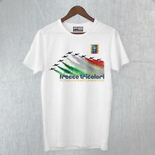 T-shirt Uomo Frecce Tricolori 1961 Pattuglia Acrobatica Italiana Militare FB TEE