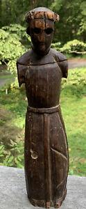 vintage Antique Carved Santos