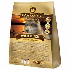 Wolfsblut Wild Duck Senior 15kg ***MEGAPREIS *** von Flixzoo