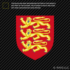 Royal Arms of England Sticker Decal Self Adhesive Vinyl coat of arms english