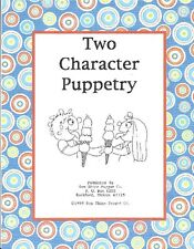 2-Character Puppetry-13 Puppet scripts for people puppets-ministry-Christian Ed