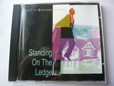 TRASHVILLE  - GRAE J WALL & THE YOUNG TRASH LOVERS STANDING ON THE LEDGE RARE CD