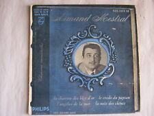 """Armand Mestral - """"Chansons immortelles"""" – La chanson des blés d'or – Le crédo d"""