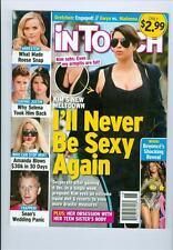 2013 In Touch MAgazine: Kim Kardashian, Justin Bieber, Selena Gomez