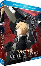 ★Broken Blade ★ Intégrale - Edition Saphir [2 Blu-ray]
